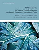 img - for Mastering the National Counselor Exam and the Counselor Preparation Comprehensive Exam (Erford) by Erford, Bradley T. Published by Pearson 1st (first) edition (2010) Paperback book / textbook / text book