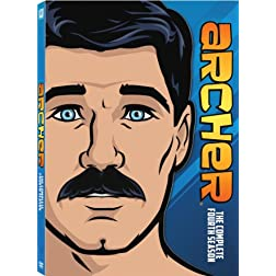 Archer: The Complete Season Four