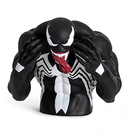 Spiderman Venom Bust Bank Picture