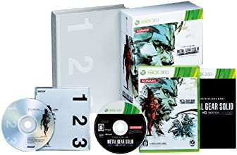 Metal Gear Solid HD Edition Limited Edition Japan Import