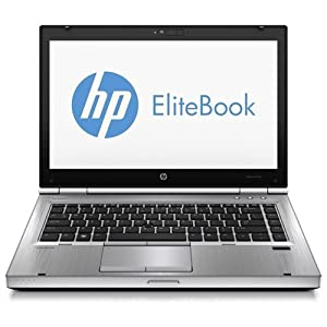 "Hp Elitebook 8470p B5q11ut 14.0"" LED Notebook - Intel - Core I5 I5-3320m 2.6ghz - Platinum"
