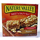 Nature Valley Peanut Sweet & Salty Nut Granola Bars (Package of 5 Boxes)