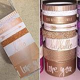 Heidi Swapp Washi Tape in Rose Gold