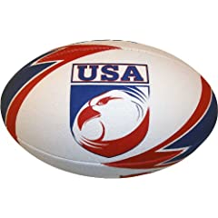 Buy USA Mini Rugby Ball by Red Rhino Sports