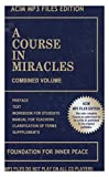 img - for A Course in Miracles Combined Volume MP3 Files Edition book / textbook / text book