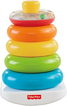 Fisher-Price Rock-a-Stack Toy Set