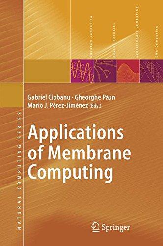 Applications of Membrane Computing (Natural Computing Series)