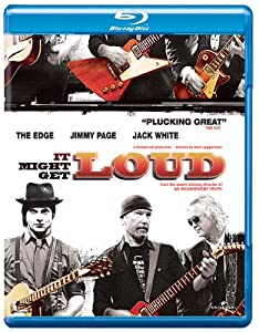 It Might Get Loud [Blu-ray] [Import anglais]