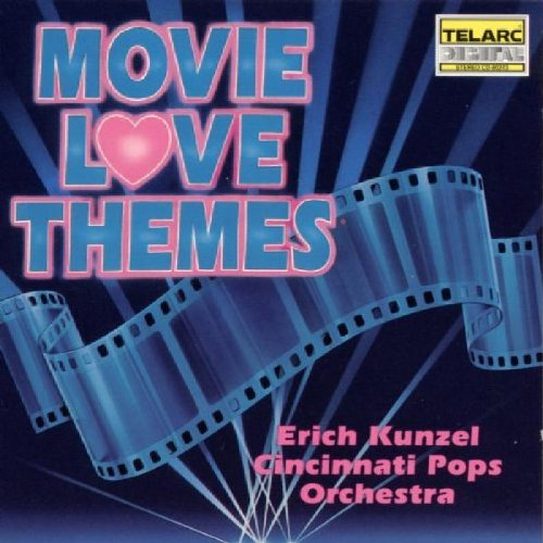 Movie Love Themes by Dave Grusin, Alex North, Stephen Sondheim, John [1] Barry and Giorgio Moroder