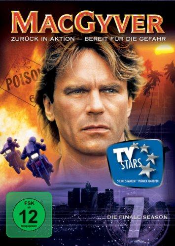 MacGyver - Die siebte Season [4 DVDs]