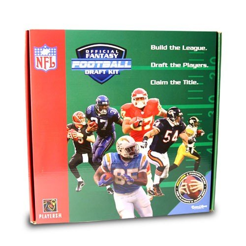 Official NFL Fantasy Football League Draft Kit