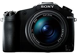 Sony Cybershot DSC-RX10M2 20.2MP Digital Camera (Black)