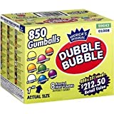 Dubble Bubble Gumball Assortment, 850-Pieces (Pack of 1)