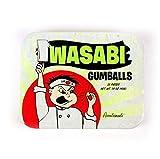 Wasabi Asian Hot Sauce Flavored Gumballs