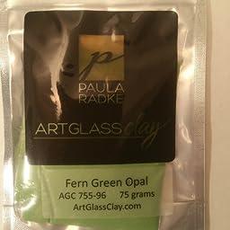 Fern Green ArtGlass Clay 75g 96COE