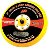 "ATD Tools 2076 6"" Quick Change Sanding Disc Pad"
