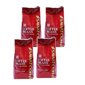 【澤井珈琲】 コーヒー専門店の200杯分超大入コーヒー福袋(豆のまま)