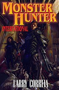 "Cover of ""Monster Hunter International"""