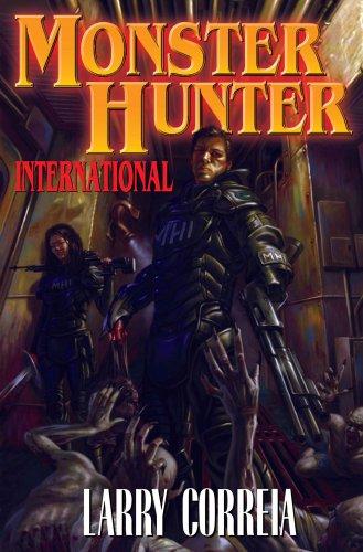 Monster Hunter International, Larry Correia