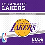 Turner - Perfect Timing 2014 Los Angeles Lakers Box Calendar (8051194)