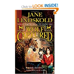Wolf Captured (Firekeeper) by Jane Lindskold