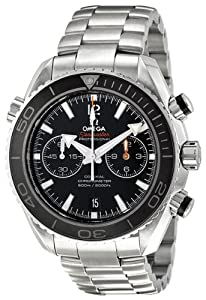 Omega Men's 232.30.46.51.01.001 Seamaster Plant Ocean Black Dial Watch by Omega
