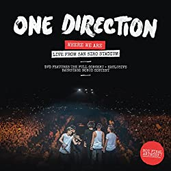 Where We Are: Live From San Siro Stadium [DVD]