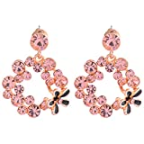Smart Deal Jewellers Fashion Clip-On Earrings for Girls - Women - Gifting Someone You Love...