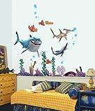 Finding-Nemo-WALL-ART-Peel--Stick-Decor-STICKER-DS-58379