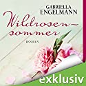 Wildrosensommer Audiobook by Gabriella Engelmann Narrated by Uta Kienemann