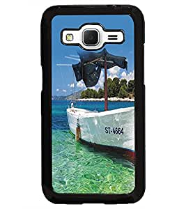 PRINTSWAG BOAT Designer Back Cover Case for SAMSUNG GALAXY CORE PRIME