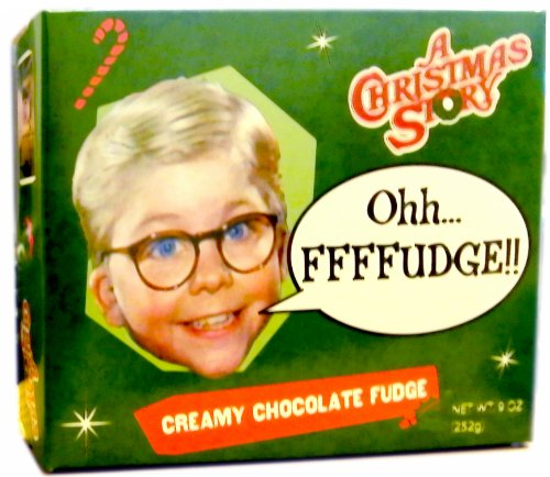 A Christmas Story Oh Fudge Candy