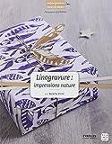 Linogravure : Impressions nature