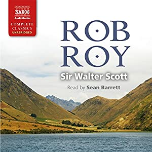 Rob Roy Audiobook
