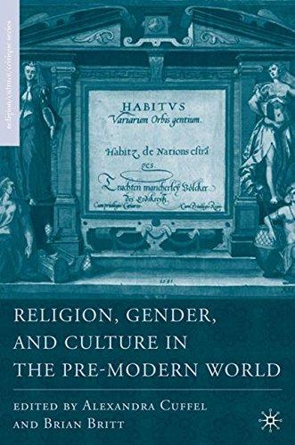 Religion, Gender, and Culture in the Pre-Modern World (Religion/Culture/Critique)