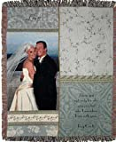 Personalized Wedding Tapestry Throw Kit