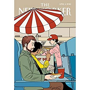 The New Yorker, April 4th 2016 (Lauren Collins, Dana Goodyear, David Remnick) Periodical