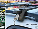 PEUGEOT 307 SW ESTATE (02-07) UNIVERSAL ROOF BARS