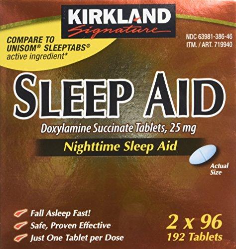 kirkland-signature-sleep-aid-doxylamine-succinate-25-mg-192-count