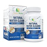 Potent Water Pills - Diuretic: Helps Relieve Bloating, Swelling & Water Retention for Natural Water Weight Loss - Dandelion & Potassium Herbal Relief Supplement - 100% Money Back Guarantee.