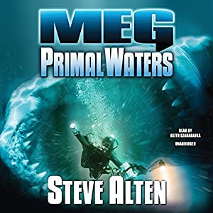 Meg: Primal Waters Audiobook