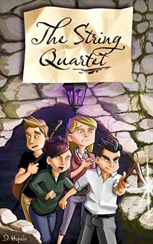 The String Quartet by Dan Hupalo