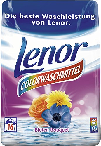 Lenor Color washing powder Blüten Bouquet 3 x 16 WL (3 x 1,04kg)