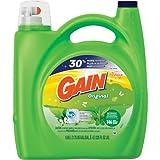 Gain He High Efficiency Original Liquid Laundry Detergent, 225 oz