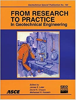 research papers geotechnical engineering University of wollongong research online faculty of engineering - papers (archive) faculty of engineering and information sciences 2007 perspectives for the future of geotechnical.