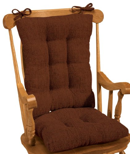 Miles Kimball Tyson Rocking Chair Cushion Set front-888123