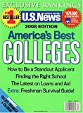 America's Best Colleges 2008 edition