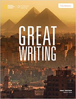 From great paragraphs to great essays folse
