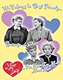 I Love Lucy Always Best Friends Classic Television TV Comedy Sitcom Postcard Poster Print 11x14 by Culturenik