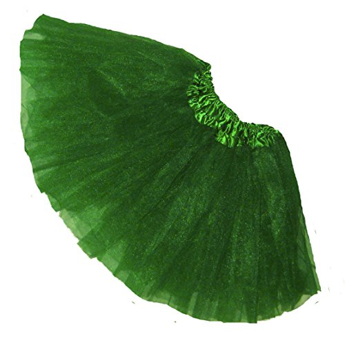 Southern Wrag Company Little Girls St Patricks Day Tutu Waist 16-32 Length 11-12